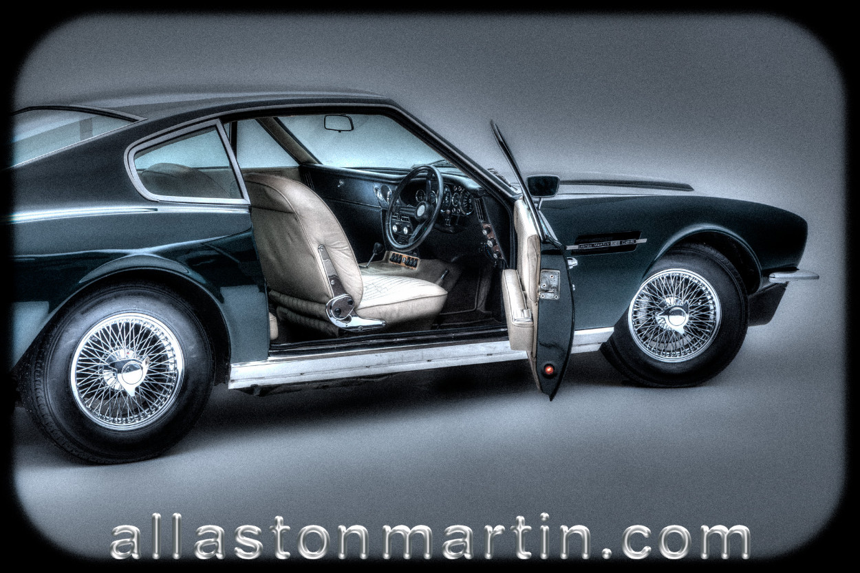 Aston Martin DB6 DBS /& DBSV8 fuse box covers