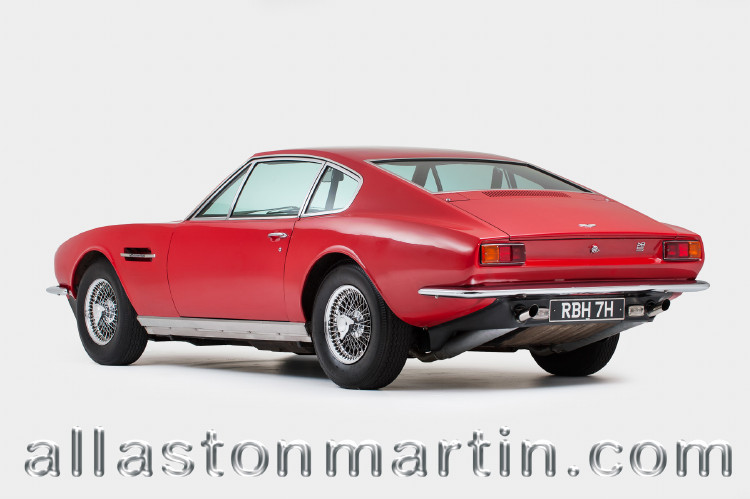 Aston Martin Cars For Sale - Buy Aston Martin - Details